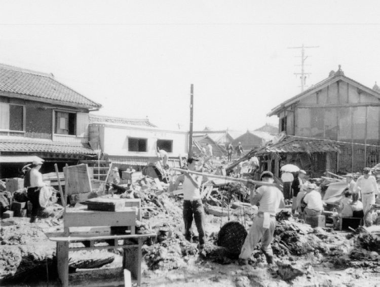 昭和34年9月伊勢湾台風(2)